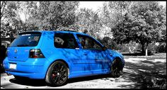 Mk4 Golf GTI 20th anniversary edition