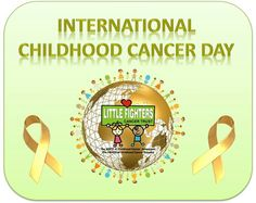 International childhood cancer awareness day