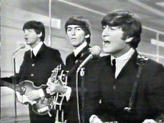 beatles ed sullivan 1st appearance | WCIAParticipates in a Life Changing Event for Many