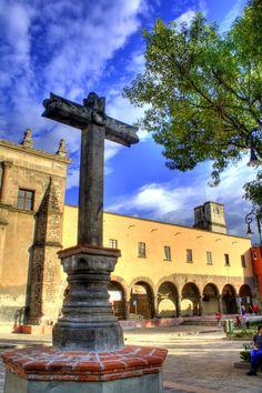 San Juan Bautista, Coyoacán, Mexico