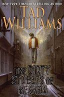 The Dirty Streets of Heaven by Tad Sutton.   Bobby Dollar, an angel who has taken part in the long battle between Heaven and Hell, must figure out why there are suddenly an unprecedented number of souls missing from both sides and who summoned a Babylonian demon to kill him.