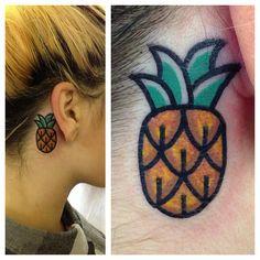 .@wan_tattooer | pineapple!