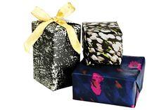 Rachel Zoe Holiday gift Wrap