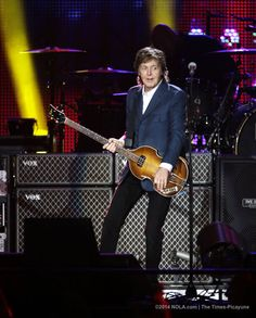 Paul McCartney's career-spanning New Orleans concert celebrated the old and the 'New' | NOLA.com