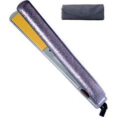 Chi Ultra CHI All That Glitters Flat Iron - for perfectly smooth hair. This glitter pattern is amazing!