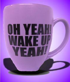 Jersey Shore. Mitch would like this mug(: