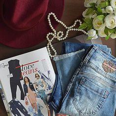Três motivos para amar o jeans: É versátil, é moderno, é sofisticado! <3 #Denimlovers #Gdokyjeans #UseGdoky