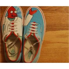 Zoidberg deck shoes!!! It doesn't get any better than this :) (fashion and humor)