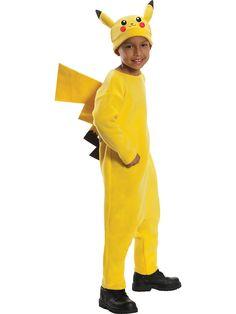 Deluxe Pokemon Pikachu Costume | Wholesale Pokemon Costumes for Boys