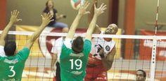 Doble victoria para la Federación Puertorriqueña de Voleibol....