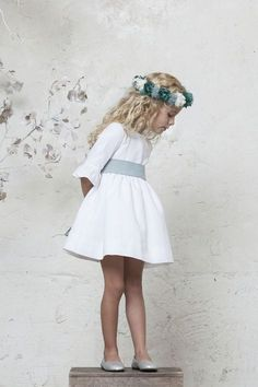 Wedding Dresses For Kids, Short Bridesmaid Dresses, Wedding With Kids, Baby Wedding Outfit Girl, Summer Wedding, Flower Girl Outfits, Cute Flower Girl Dresses, Girls Dresses, Baby Dress Patterns