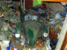 Iconic Rare Cars Abandoned Left To Rot (56)
