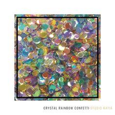 Studio Katia CRYSTAL RAINBOW Confetti SK2702 Preview Image