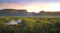 "Das Luxuscamp ""Marataba Safari Company"" liegt im Nationalpark von Südafrika. #suedafrika,   #nationalpark, #safari"