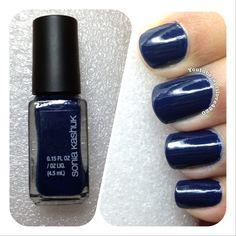 Nail polish swatch by aprilove4820 #nails #nail art #nail polish #sonia kashuk #fall #nail polish for fall #fall 2013