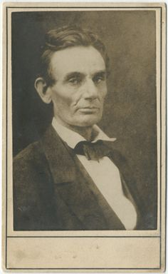 Abraham Lincoln, photographed in Chicago, My personal favorite. Another pinner comments nh Greatest Presidents, American Presidents, Us Presidents, American Civil War, American History, Abraham Lincoln Family, Lincoln Life, Civil War Photos, Historical Photos