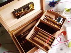Welcome to the largest selection of humidors, cigars, and cigar accessories. We teach you everything you need to know about cigars and humidors. Buy Cigars, Cigar Humidor, Cigar Accessories, Boxes, Drinks, Life, Drinking, Crates, Beverages