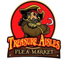 Treasure Aisles Flea Market - Monroe, Ohio