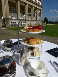 Afternoon Tea is a lovely gift.  Give someone you ,ove a voucher for afternoon tea at Buxted Park Hotel! www.buxtedpark.co.uk
