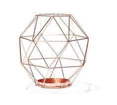 geometric-rose-gold-candle-holder