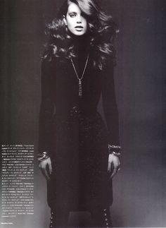 Emily Didonato | Numero Tokyo January/February 2010