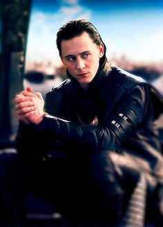 Loki...Such a handsome Young God// no not really... I'd describe him as the super-fine-gorgeous-sexy-mother-fucking-delicious-bad-ass God of mischief ♥♥