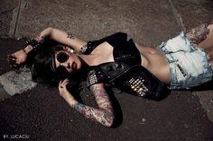 Rock Chic Fashion