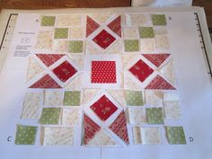 Cozy Little Quilts: More details for Country Charmer