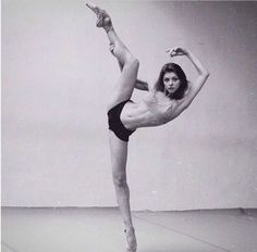 Ballet perfect body