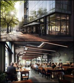 Monday Lunch by Tamas Medve | Architecture | 3D | CGSociety