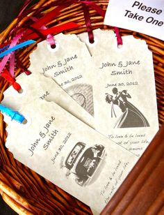 Save the Date Wedding Bookmark on Etsy   WEDDING!   Pinterest ...