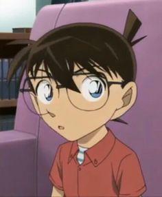 Conan-kun is cute