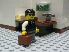 Michael Hickox - Lego videos of all different kinds. Action, adventure, and plenty of fun!