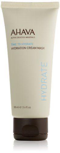 AHAVA Time to Hydrate Hydration Cream Mask, 3.4 fl. oz. AHAVA http://www.amazon.com/dp/B007D6MDA4/ref=cm_sw_r_pi_dp_XNHTwb0G32YE8