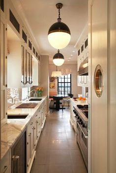 Traditional Galley Kitchen Designs traditional kitchen photos gally kitchen design ideas, pictures