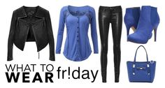 """""""Black Friday 1"""" by pinksniper ❤ liked on Polyvore featuring rag & bone, Michael Antonio, Linea Pelle and WhatToWear"""