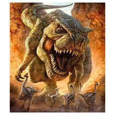 T REX- done. by chrisscalf T REX- done. by chrisscalf Dinosaur Crafts, Dinosaur Fossils, Dinosaur Art, Cute Dinosaur, Dinosaur Dinosaur, Jurassic World Poster, Jurassic Park, Dragon Face, Dinosaur Pictures