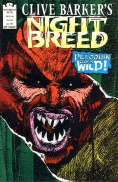Clive Barker's Night Breed #23 - The One That Got Away (Issue)