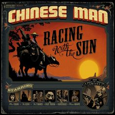 Caratula Frontal de Chinese Man - Racing With The Sun