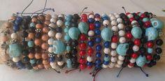 bracelets/ beads/ summer/ K.ompo.S- Handmade Jewel