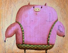 """Check out new work on my @Behance portfolio: """"!!! NEWS - BigPig"""""""" http://be.net/gallery/45002455/-NEWS-BigPig"""