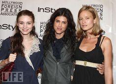 Rooney Mara, Francesca Gregorini and Amy Ferguson