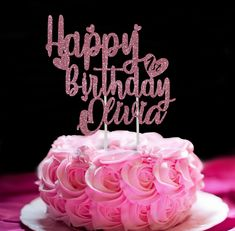 25th Birthday Ideas For Her, 24th Birthday Cake, Birthday Msgs, Happy Birthday Wishes For A Friend, 21st Bday Ideas, Birthday Cakes For Women, Happy Birthday Cake Topper, Happy 1st Birthdays, Happy Birthday Greetings