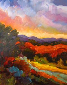 Dee Sanchez - Sunset Hill
