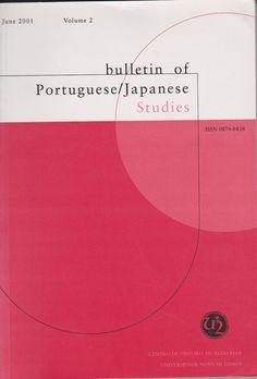 Bulletin of Portuguese/Japanese Studies