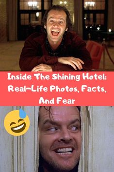 Inside The Shining Hotel: Real-Life Photos, Facts, And Fear Colorado Resorts, Craft App, Funny Jokes, Hilarious, The Shining, Life Photo, New Pins, Real Life, Weird