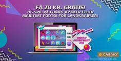 Flere Danske Spil Casino bonuskoder til samlingen