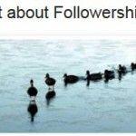 Leadership Vs followership