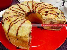 Receita de Rosca-Prestígio - guia da cozinha