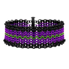 Weave Got Maille Full Persian Chain Maille Bracelet Kit Persian Princess